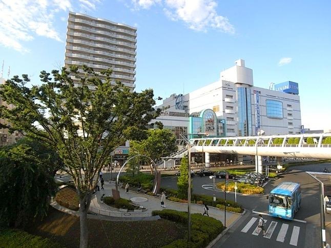 田無駅はバス便も充実。中央線の武蔵境・吉祥寺や、ひばりヶ丘方面へもアクセス可能。