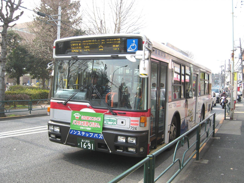 祖師ヶ谷大蔵南口からバスに乗れば渋谷へも乗り換えなし