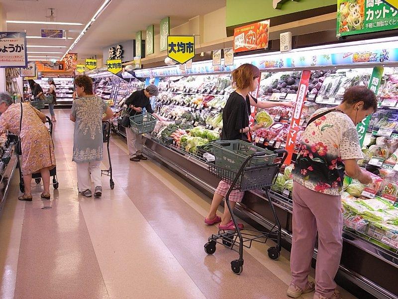 笹塚駅からマンションへの帰り道にあるスーパーは深夜1時まで営業!