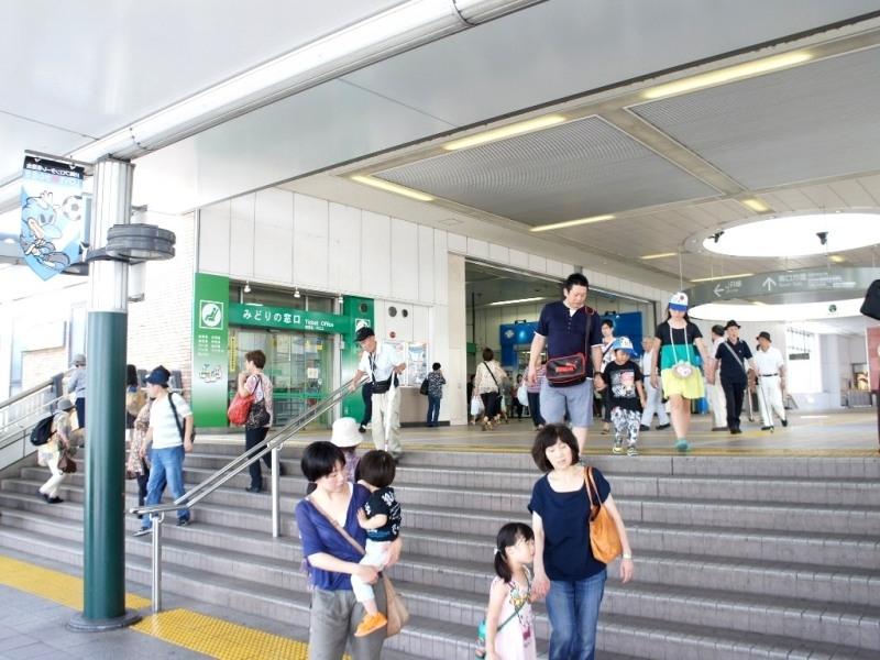 南武線はJR中央線、京王線、小田急線、東横線、京浜東北線を一本で結ぶ