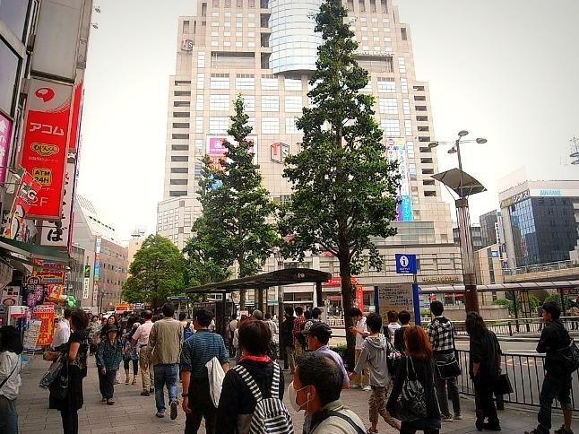 JR中央線立川駅から八王子駅まで約10分