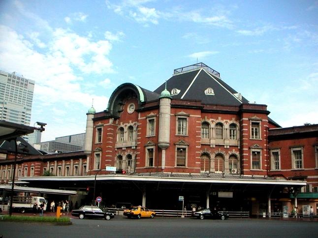 JR中央線立川駅から東京駅まで約40分