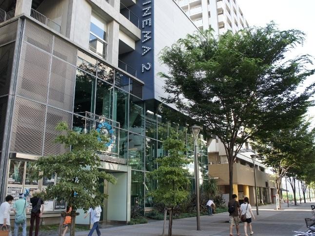 東京発のシネコンとして様々な歴史と特徴を持つ、遊び心ある映画館