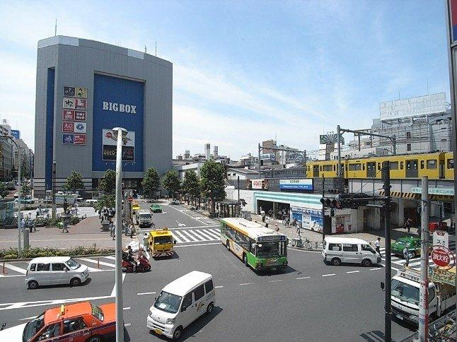 有楽町線平和台駅から高田馬場駅まで約14分