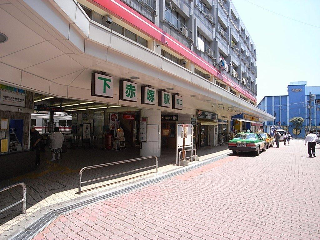 東上線・有楽町線・副都心線の3路線が利用でき、池袋・渋谷など一本で行ける