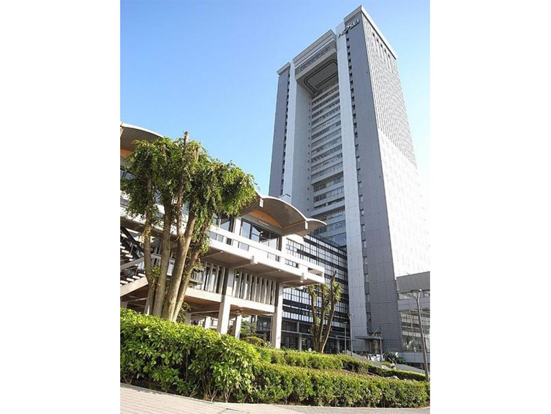 学生総数2万5千人をこえる六大学の一つ、法政大学へは自転車8分!早稲田大学へも自転車10分で通えます。