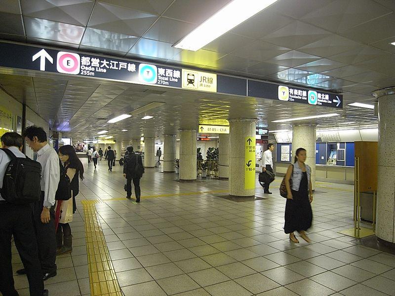 池袋、高田馬場、新宿など多くのターミナル駅が1本で利用可能。