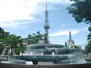 「恋人の聖地」に認定された「名古屋テレビ塔」