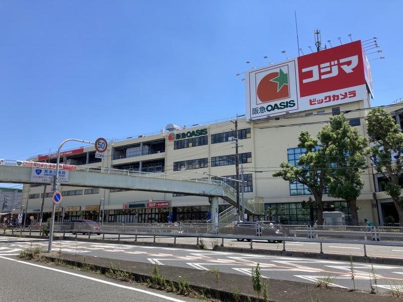 コジマ×ビックカメラ 箕面店
